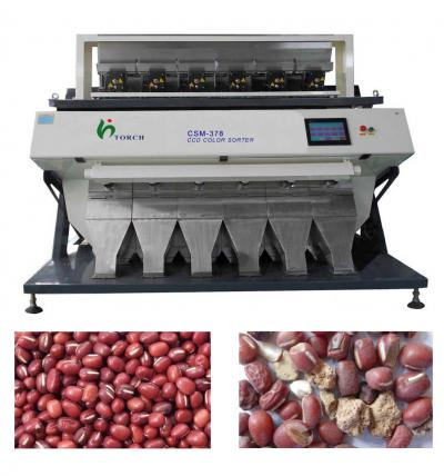 Red Bean CCD Color Sorter Machine ()