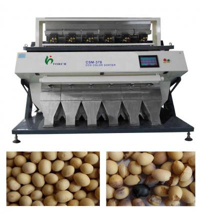 Soy Bean CCD Color Sorter Machine ()