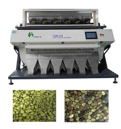 Broad Bean CCD Color Sorter Machine ()