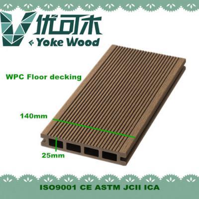 Hot sell WPC composite decking (Горячее надувательство WPC композитный настил)