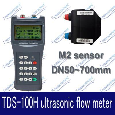 hand held ultrasonic flow meter (TDS-100H переносной ультразвуковой расходомер)