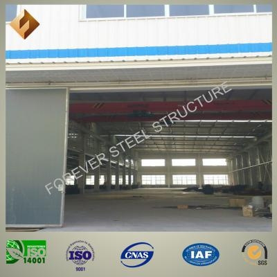 Light Steel Structure Warehouse or Workshop ()