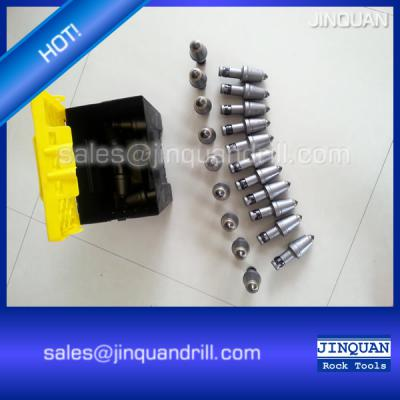 D47 D120 D135 Rotary cutter bits for tunneling ()