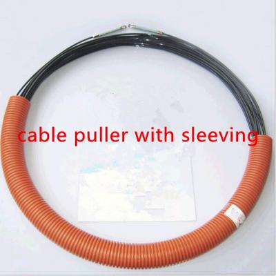 Fibreglass rodder duct fish snake cable puller 4.5mm x 10 mtrs ()
