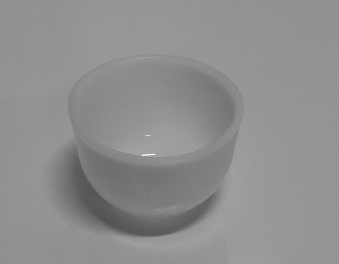 Ceramics Crucible-Form Crucible Without Spout ()