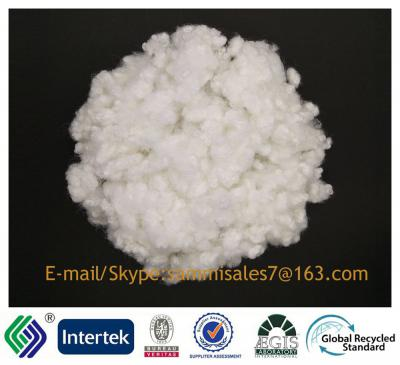 15DX32MM filling material recycled staple fiber semi virgin ()
