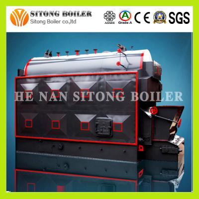 Паровой котел высокого давления (Качественный паровой котел работает на угле/биомассе/лузге подсолнечника, паровой котел высокого давления)