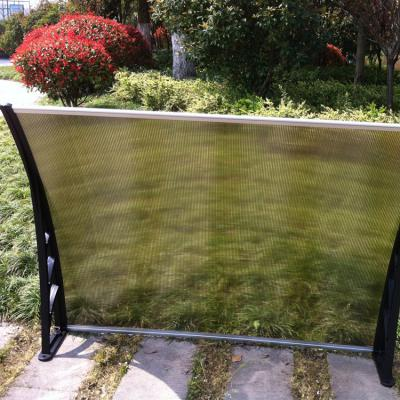 XINHAI DIY door polycarbonate canopy awning with wind-resistance ()