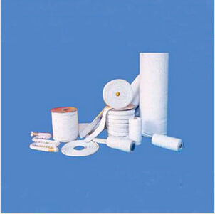 Ceramic Fiber Cloth, Rope, Yarn (Ceramic Fiber Cloth, Rope, Yarn)