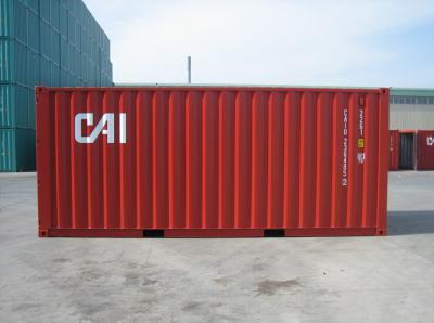Brand new 20 feet iso standard dry cargo shipping containers (Совершенно новый 20 футов стандарт ISO сухогрузные Грузовые контейнеры)
