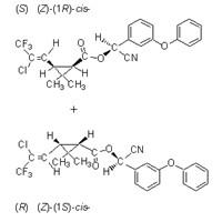 Lambda-cyhalothrin ()