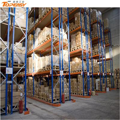 heavy duty steel van shelving racking for warehouse storage (тяжелая стальная фурнитура для стеллажей для складского хранения)