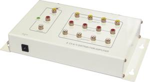 1 in 4 out distribution amplifier (1 в 4 из Distribution Amplifier)