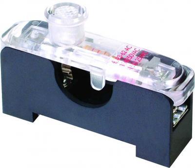 Fuse Holder W/LED Warning Light (Держатель предохранителя Вт / светодиодных Warning Light)