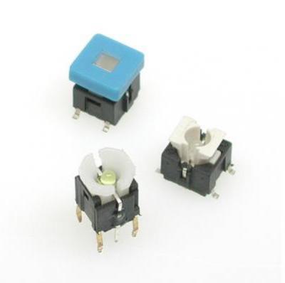 Illuminated Tact Switches (Освещенная тактовой ключи)