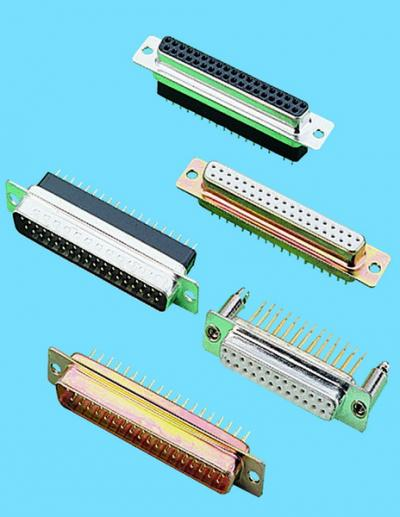 C0571-D-SUB PCB STRAIGHT MACHINED PIN (C0571-D-SUB PCB STRAIGHT M hined PIN)