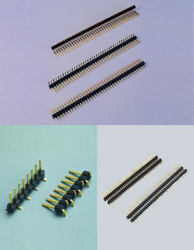 C2100-2.54mm PIN HEADER SINGLE ROW (C2100 .54мм PIN HEADER SINGLE ROW)