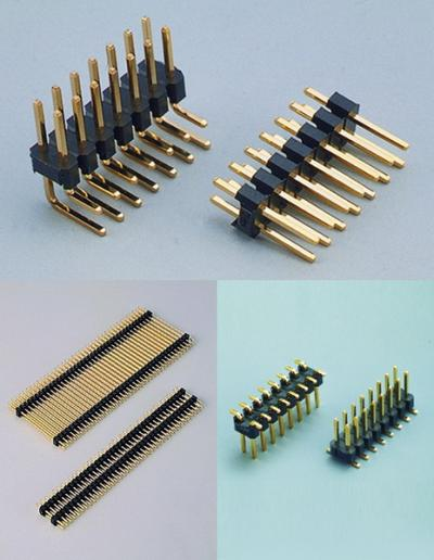 C2200-2.54mm PIN HEADER DUAL ROW (C2200 .54мм PIN HEADER DUAL ROW)