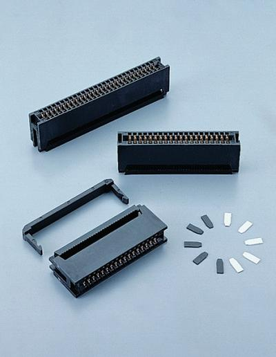 C2900-IDC EDGE CARD CONNECTOR 2.54mm (C2900-IDC EDGE разъем 2.54мм)