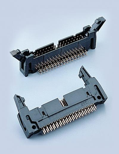C3000-2.54mm FULLY SHROUDED HEADER ASSEMBLY (C3000 .54мм Полностью окутаны HEADER АССАМБЛЕИ)