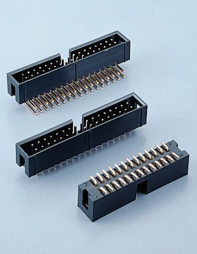 C3510-2.54mm BOX HEADER-CONNECTOR (C3510 .54мм заголовка-Connector)