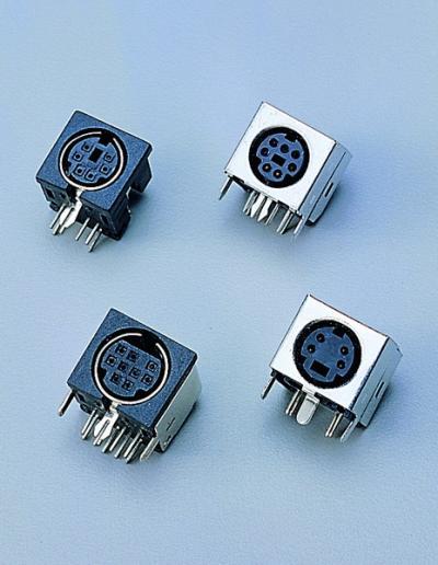 C8102-MINI DIN JACK (C8102-MINI DIN JACK)