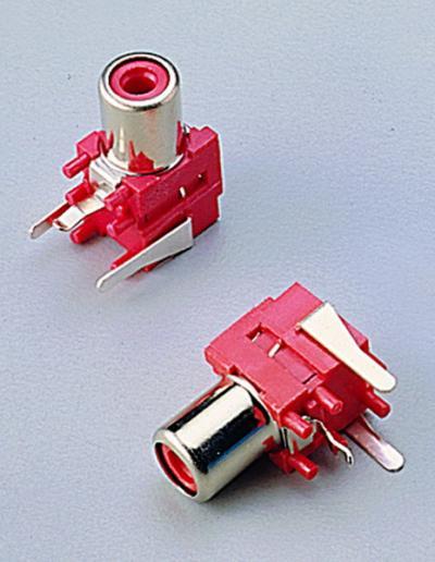 C8105-RCA JACK RIGHT ANGLE (C8105-RCA JACK УГЛОВАЯ)