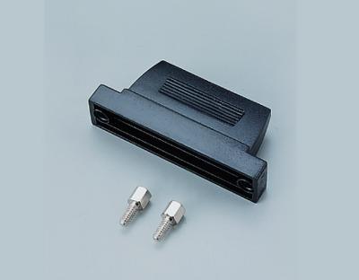 D1012-HOOD BLACK PLASTIC (D1012-HOOD Bl k Plastic)