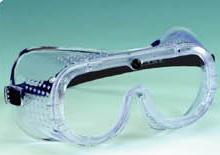 Safety Goggles with Perforated Ventilation,Glasses