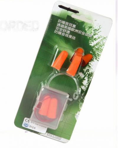 PU Foam Earplugs Corded Set