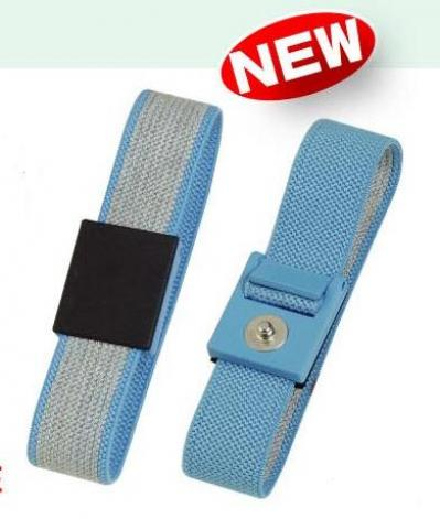 Anti-Allergenic Wrist Strap, Standard Model,Electronic Components Manufacturing (Anti-Allergene Handschlaufe, Standard Model, Electronic Components Manufacturing)