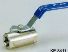 1-PC BALL VALVE, SCREWED ENDS (1-ПК шаровой клапан, резьбовое ENDS)