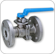 2-PC FLANGED BALL VALVE (2-PC ФЛАНЦЕВЫХ ШАРОВОЙ КРАН)