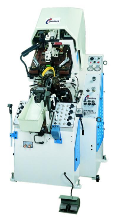 7-Pincer Hydraulic Toe Lasting Machine (7-Zange Hydraulische Toe Lasting Machine)
