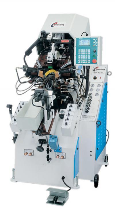 Hydraulic Toe Lasting Machine (Гидравлические машины стабильного Toe)