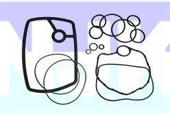 rubber gasket (резиновая прокладка)