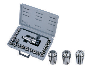 TOOLING SYSTEMS - ER SPRING COLLET SYSTEM (Tooling Systems - ER ВЕСНА COLLET СИСТЕМЫ)