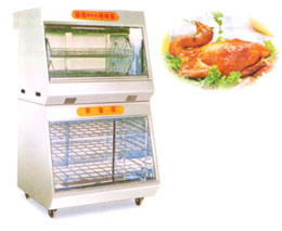 Baking Oven With Warmer (Rotisserie)