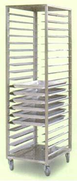 Stainless Steel Tray Trolley (Нержавеющая сталь лоток тележки)