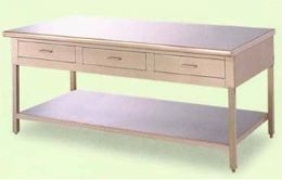 Stainless Steel Working Table (Нержавеющая сталь Рабочего Стола)