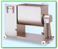 Horizontal single-axis mixer (Горизонтальная ось одного смесителя)