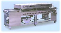Auto Infra-red Gas Tunnel Grill (Auto Infrarot-Gas-Grill-Tunnel)