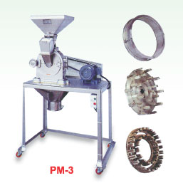High speed pin crushing machine (Высокая скорость Pin дробилка)