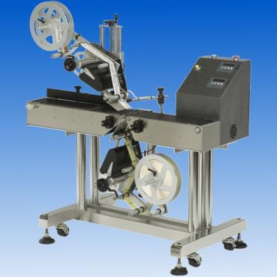 Top and Bottom Labeler, labeling machine (Верх и низ Labeler, маркировка машину)