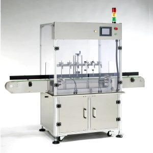 Automatic Filling Machine, filler (Machine automatique de remplissage, de charge)
