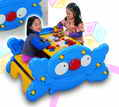 Clown See Saw & Bee Table (Clown See Saw & Bee Tabelle)