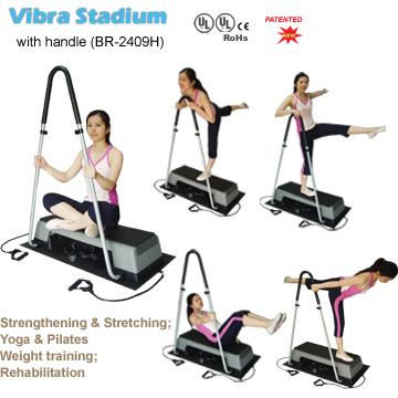 VIBRATE STADIUM with handle (Вибрировать стадион с ручкой)