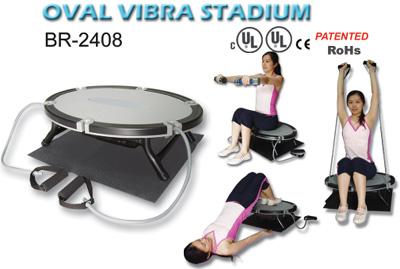 Oval Vibra stadium (Овальный Vibra стадион)