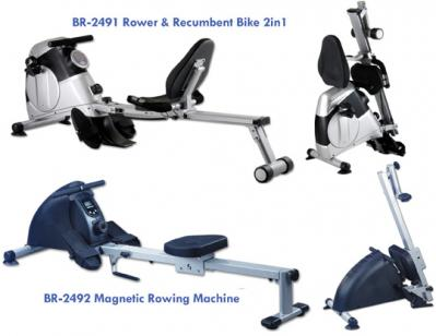 Rowing Machine (Академическая гребля машины)