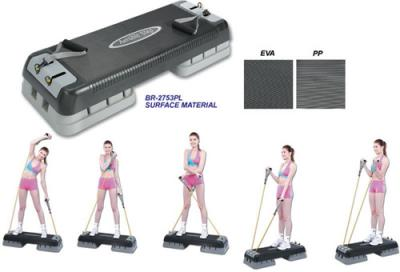 AEROBIC STEP WITH PULLER (Aerobic-Step mit Puller)